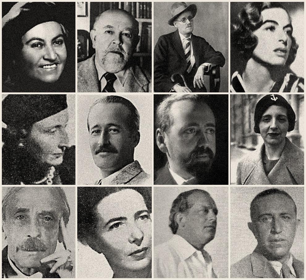 retratos varios